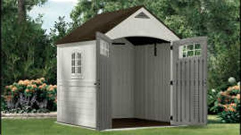 Suncast 7 X 4 Cascade Storage Shed by Suncast Cascade 7x7 Storage Shed Bms7790d Free Shipping