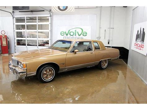 pontiac bonneville in the 1980s howstuffworks 1980 pontiac bonneville for sale classiccars com cc 918401