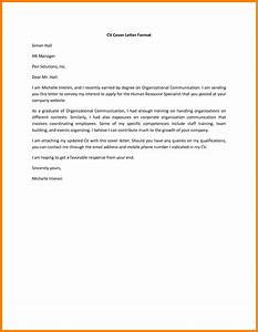 6 short cover letter examples resume type for Short and sweet cover letter examples