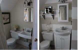 Pinterest Small Bathroom Makeovers