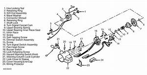 1993 Chevrolet Truck Steering Column Diagram