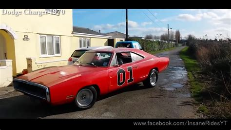 Dodge Charger Generations 1968
