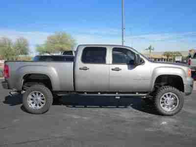 find   gmc hd sierra crew cab duramax diesel lt  lifted truckrcd lift kit