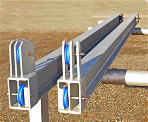 Boat Lift Beams by East Coast Boat Lifts Replacement Parts