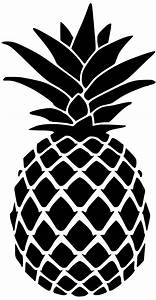 Pineapple Stencil For Doormat  With Images