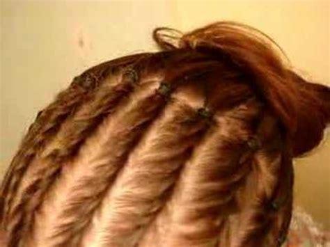 twists  straight hair youtube