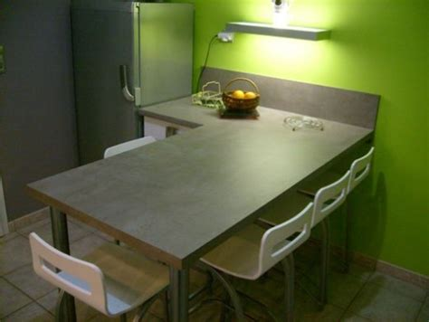 modele de cuisine avec ilot ambiance cuisine meubles contarin