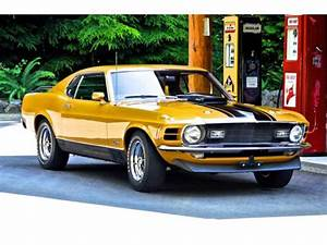 Buy Of The Day, 1970 Ford Mustang Mach 1 428 CJ - Muscle Car