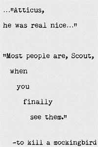 Quotes About Bo... Atticus Description Quotes