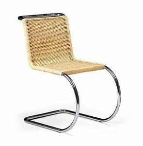 Mies Van Der Rohe Chair : mies van der rohe cantilever cane chair bauhaus 2 your house ~ Watch28wear.com Haus und Dekorationen