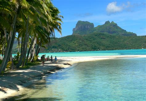 French Polynesia Tahiti, Moorea And Bora Bora With Kids