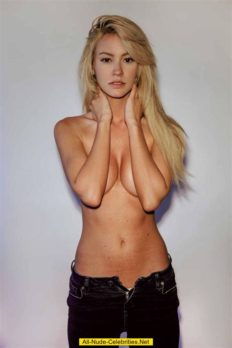 Bryana Holly Topless But Covered