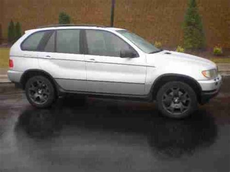 2001 Bmw X5 4 4i by Find Used 2001 Custom Bmw X5 4 4i Quot Sport Package Quot Quot Tow