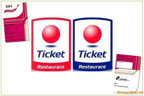 Carte Ticket Restaurant Astuce by Les Tickets Restaurant Enti 232 Rement 233 Lectroniques D Ici 2016