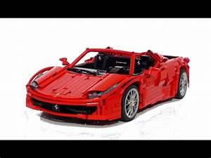 Lego Technic Ferrari : lego technic red spider youtube ~ Maxctalentgroup.com Avis de Voitures