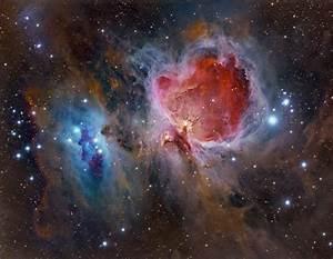 APOD: 2011 September 13 - Great Orion Nebulae