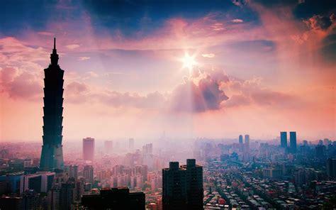landscape cityscape taipei  wallpapers hd desktop
