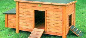 Cabane Pour Poule : fabriquer un enclos pour ses poules ~ Melissatoandfro.com Idées de Décoration