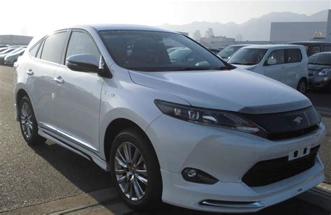 2015 toyota harrier wh100276 toyota harrier hybrid 2015 win holdings sri lanka