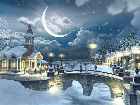 snow village  gallery image