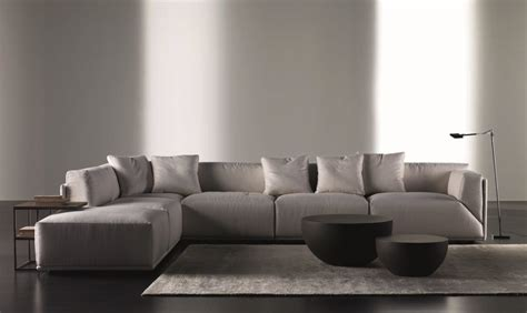 7 seat sectional sofa bacon 7 seater sofa by meridiani