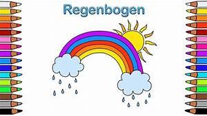 Regenbogen Zum Ausmalen : regenbogen zum malen ~ Buech-reservation.com Haus und Dekorationen