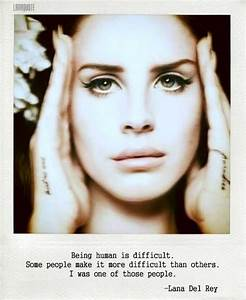 Love Lana Del Rey Quotes. QuotesGram