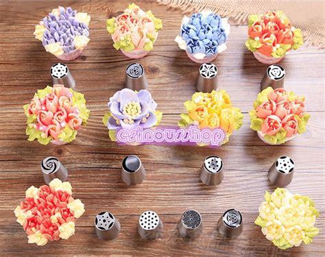 112pcs Russian Icing Piping Nozzles Tips Cake Decorating