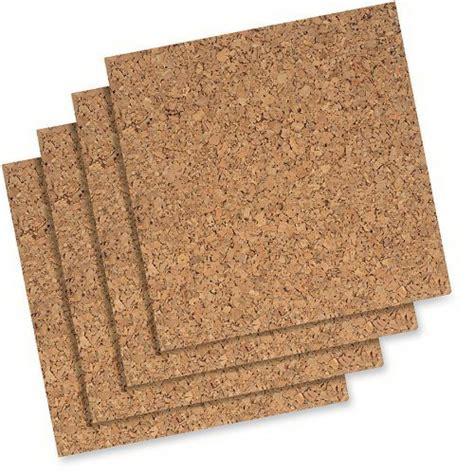 quartet cork tiles 12 inch x 12 inch modular self