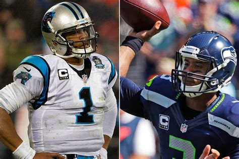 deafening  factor  panthers seahawks