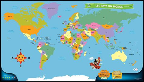Carte Geographique Du Monde Hd by Infos Sur Mappemonde Hd Arts Et Voyages