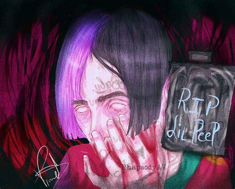 Lil Peep By Rhapsodyaela On Deviantart