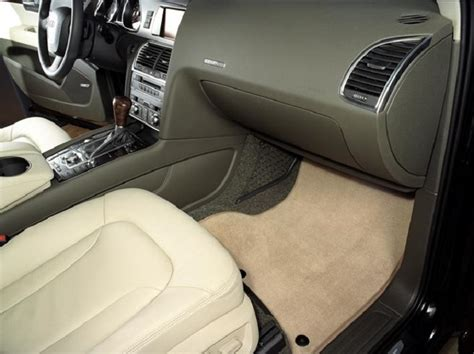 The Most Popular Car Floor Mat Types