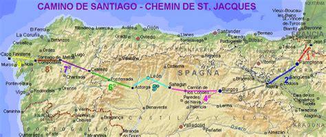 camino de santiago percorso camino di santiago