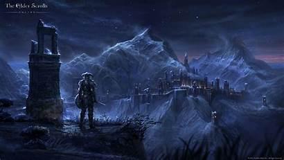 Citadel Ra Hel Elder Scrolls Concept