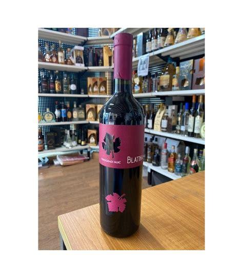 Nuic Blatina Red Wine 750ml Tamaras Trade