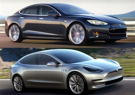 36+ Tesla S Vs Tesla 3 Images