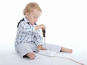 Schaltplan Einfache Ausschaltung : kindersicherung elektroinstallation ratgeber f r selber ~ Haus.voiturepedia.club Haus und Dekorationen