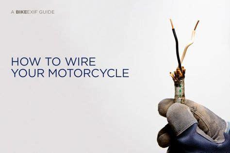 Best Motorcycle Wiring Diagram Images Pinterest