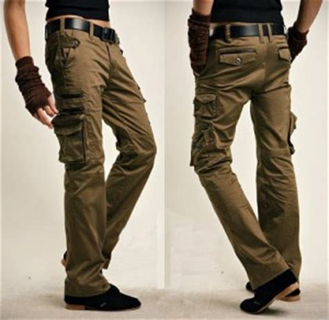 latest cargo pants designs   men