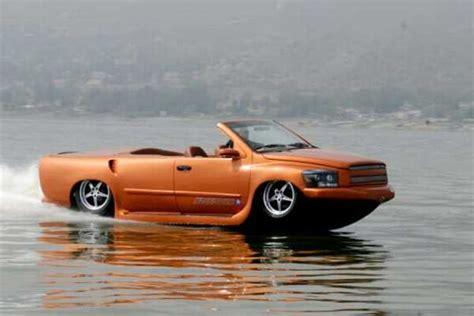 hibious car watercar python a luxurious amphibious vehicle