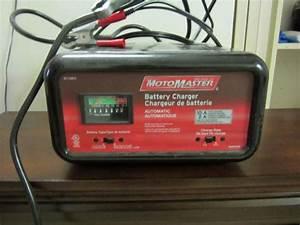 Motomaster Battery Charger Central Regina  Regina