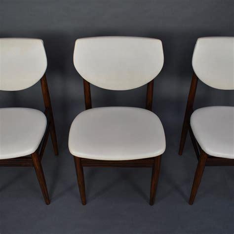 Chaises Wenge by Chaises De Salle 224 Manger Wenge 1960s Set De 4 En Vente