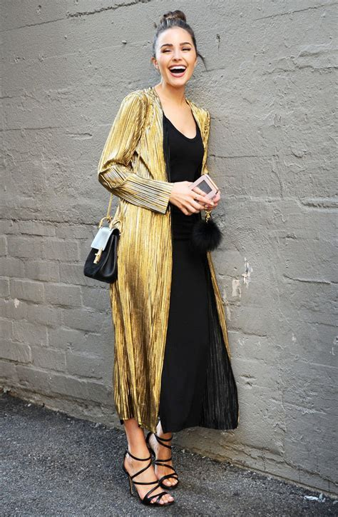 How to Recreate Olivia Culpo's Street Style Look   InStyle.com