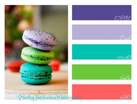 Wedding Color Pallets Цветовые сочетания для свадеб