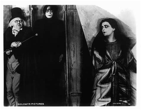 The Cabinet Of Doctor Caligari Trailer by Edgar Wright S 1 000 Favorite Cabinet Of Dr