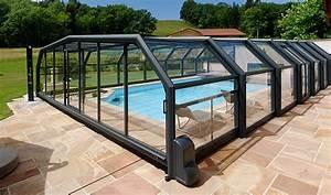 Abri Haut Piscine : abri piscine mi haut phenix sokool ~ Premium-room.com Idées de Décoration