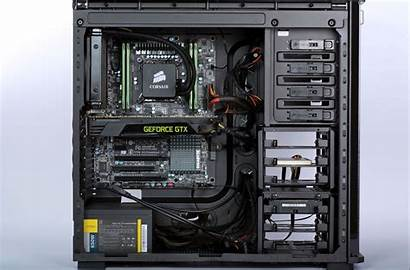 Pc Computer Inside Gaming Build Building Management