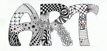 Zentangle Art Just A Little Zentangle Art As Zentangle Letter C By Chitweed Zentangles Graphic Art Pinterest Take A Closer Look At Some Of The Tangles She Used Zentangle Letters Illuminated Manuscripts Pinterest