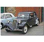 Simon Cars  Citroen Traction Avant